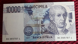 Diecimila Lire Volta  12/01/1988 - 10000 Lire