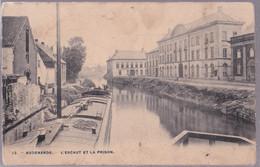 OUDENAARDE.  L'Escaut Et La Prison - Oudenaarde
