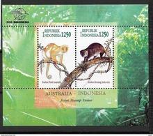 1996 MNH Indonesia Block 108, Postfris** - Indonesia