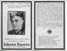 Johan Baures Bid Prentje - 1939-45