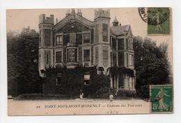 - CPA SOISY-SOUS-MONTMORENCY (95) - Château Des Tourelles 1920 - - Soisy-sous-Montmorency