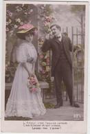 COUPLES - L'Amour , C'est L'exquise Caresse ...  écrite En 1909 - Parejas