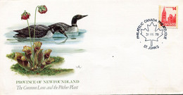 CANADA 1978 ENVELOPPE With BIRD(COMMON LOON) - Unclassified