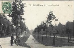 52   Saint  Dizier   -     Promenade Du  Jard - Saint Dizier