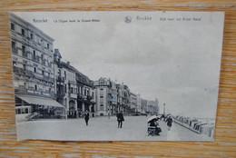 5103/KNOCKE -Dijk Naar Het Groot Hotel - Knokke