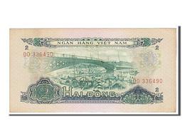 Billet, South Viet Nam, 2 D<ox>ng, 1966, KM:41a, SPL - Vietnam