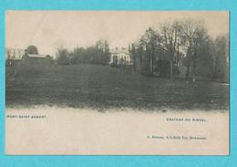 * Mont Saint Aubert (Tournai - Hainaut - La Wallonie) * (A. Debune - à La Belle Vue) Chateau Du Rinval, Kasteel, TOP - Tournai