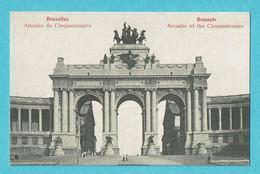 * Brussel - Bruxelles - Brussels * Arcades Du Cinquantenaire, Arcades, Porte, Monument, Heizel, Unique, TOP - Bruselas (Ciudad)