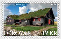 DANMARK Foroyar 0946 Sepac, Architecture, Ferme - Gemeinschaftsausgaben