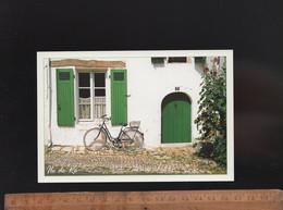 ILE DE RE Charente Maritime 17 : Maison Typique / Bicyclette Vélo  Bicycle - Ile De Ré