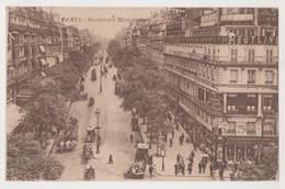 PARIS,BOULEVARD MONTMARTRE,POSTCARD - Otros