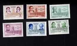 1292945503 1960 SCOTT 713 - 716  C75 - C76  POSTFRIS (XX) MINT NEVER HINGED EINWANDFREI  - - Unused Stamps
