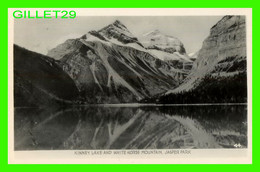 JASPER, ALBERTA - KINNEY LAKE AND WHITE HORSE MOUNTAIN - THE GOWEN SUTTON CO LTD - - Jasper