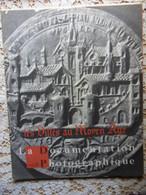 LA  DOCUMENTATION PHOTOGRAPHIQUE N° 270-1966-LES VILLES AU MOYEN AGE - Archeologia
