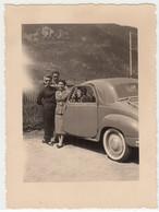 AUTO CAR VOITURE FIAT TOPOLINO - FOTO ORIGINALE - Coches