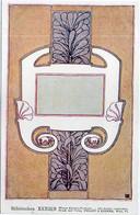 Philipp & Kramer - Stilistisches - XXXIII /9 - Femme Art Nouveau   (7371 ASO) - 1900-1949