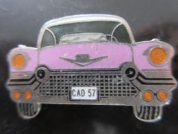 Pin's Cadillac CAD 57 - Altri