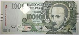 Paraguay - 100000 Guaranies - 2004 - PICK 226 - NEUF - Paraguay
