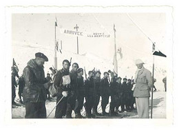 Photo Soldats, Chasseurs Alpins, Montagne, Ski - Deportes