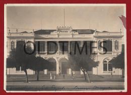 MOZAMBIQUE - LOURENÇO MARQUES - REPARTIÇÃO DA FAZENDA - 1930 REAL PHOTO - Orte