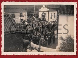 PORTUGAL - AÇORES - HORTA - FAIAL - FESTEJOS - 1942 REAL PHOTO - Lugares