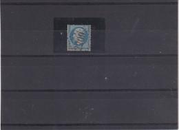 VARIETE-TP N°22 Plus Petit HAUT Ou BAS DE FEUILLE-OB 2209-MARQ EN BAROEUL-NORD - TTB  1860 - Other