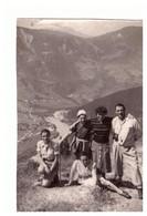 LE MERLET   LES OUCHES ?   JUILLET 1951  SAVOIE   BELLE VUE - Lugares