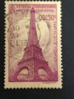 Timbre 429 Tour Eiffel, Oblitéré,   Cote 9€ - Usados