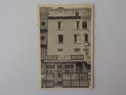 1950 CP Heist Sur Mer Taverne Ketels Hôtel Pension Restaurant Pub Bière Stella Artois - Heist