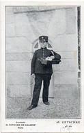 Souvenir Du Roaume De LILLIPUT - M. GETSCHKE - 48 Ans - Facteur - Cachet   (121842) - Correos & Carteros