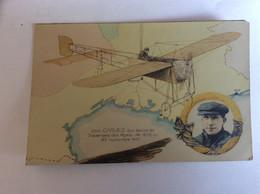 Aviation.avion .aviateur Géo Chavez - Airmen, Fliers