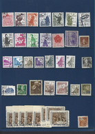 LOT  TIMBRES CHINE Rare *, ** Et Obl - Collections, Lots & Series