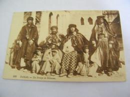 CPA - Asie - Syrie - Damas - Un Groupe De Bédouins - 1948 -  TTB  (FF 6) - Syria
