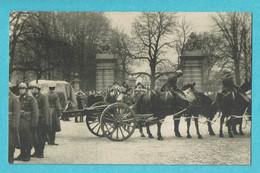 * Brussel - Bruxelles - Brussels * (Edit Lux) Funérailles Du Roi Albert, Affut De Canon, Begrafenis, Royalty, Doodkist - Brussels (City)