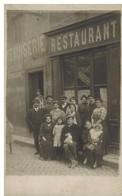 Marseille: Carte Photo Restaurant, Belle Animation - Ohne Zuordnung