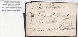 1 Précurseur Comité De Salut Public. Regardez Les Scans Tout Est Indiqué. Sans Contenu - 1701-1800: Precursors XVIII