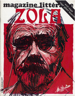 MAGAZINE LITTERAIRE - N° 132 Janv 1978 - ZOLA - - Otros