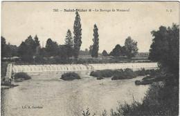52   Saint  Dizier   - Le Barrage De   Marnaval - Saint Dizier
