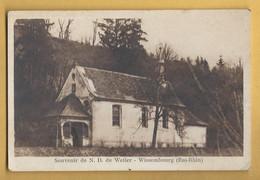 C.P.A. Wissembourg / Notre-Dame De Weiler - Wissembourg