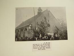 """Origineel Knipsel ( E 64 ) Uit Tijdschrift """" Ons Volk """" 1937 :   Herenthals   Herentals - Non Classés"""
