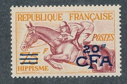 EC-289: REUNION: Lot Avec N°318** - Unused Stamps