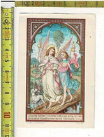 KL 1606 - ANGELUS RAPHAEL COMITETUR NOBISCUM IN VIA - Images Religieuses