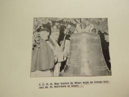 """Origineel Knipsel ( E 85 ) Uit Tijdschrift """" Ons Volk """" 1937 :  Uccle  Ukkel - Unclassified"""