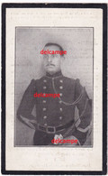 Oorlog Guerre Jean Baptiste De Boe Elsene Ixelles Soldaat Gesneuveld Te Ougree Liege Aug 1914 Chasseur - Devotion Images