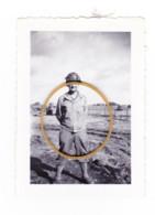 Guerre 40/45 - Photo ( +/- 6 X 9 Cm ) D'un GI, Soldat Américain, - Nom Et Adresse Au Verso  (B286) - 1939-45