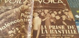 VOILA 36 / PARIS RUE DE LAPPE /BAL /SONJA HENIE - 1900 - 1949