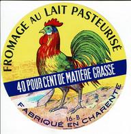 Et. Fromage Au Lait Pasteurisé - 40 % - Coq - Kaas