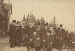 74 - MORNEX - Petite Photo De Février 1914 - Lieux