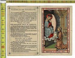 KL 1621 - GEDACHTENIS VAN DE OPGERICHT - RUMBEKE - Images Religieuses