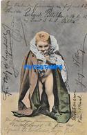 163605 ART ARTE BOY NUDE WITH SACK CIRCULATED TO ARGENTINA POSTAL POSTCARD - Non Classificati